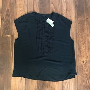 NWT J. Crew Top with Keyhole